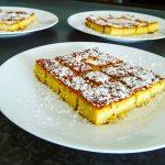 Gâteau à la noix de coco (sans gluten) - la cerise sur le maillot