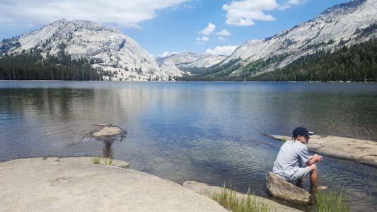 Yosemite paradisiaque