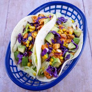 Fish tacos, les tacos au poisson californiens - la cerise sur le maillot