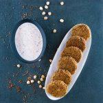 Falafels au quinoa (cuisson au four) - la cerise sur le maillot