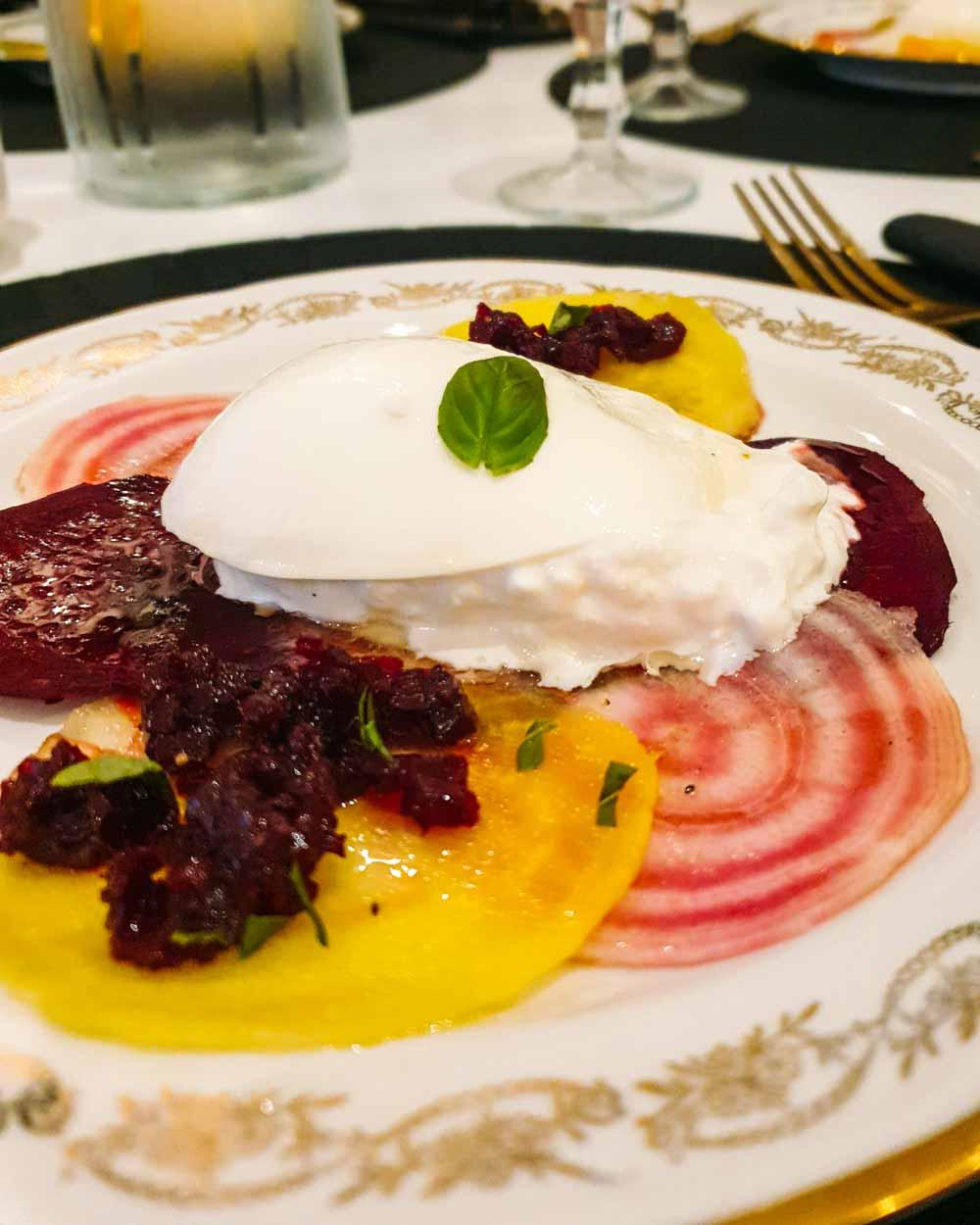 Octavie's, gourmandise et délicatesse - adresse à Bordeaux - la cerise sur le maillot