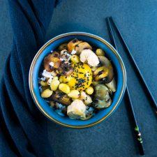 Oyakodon au poulet, ma recette facile