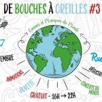 De Bouches à Oreilles #3 - Cuisines & Musiques du Monde