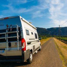 5 jours de road trip provençal en van
