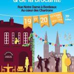 Fête du vin nouveau & de la brocante - Bordeaux - 19 & 20 octobre 2019