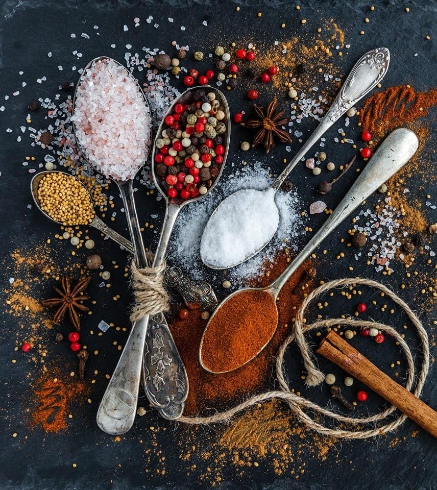 Atelier - Les épices avec Achillée & Ciboulette