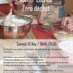 Atelier Cuisine Zéro déchet