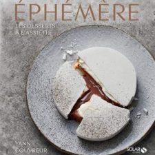 Éphémère – Les desserts à l'assiette – 35€