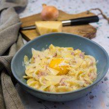One pot pasta façon carbonara
