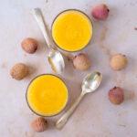 Soupe de fruits exotiques - la cerise sur le maillot