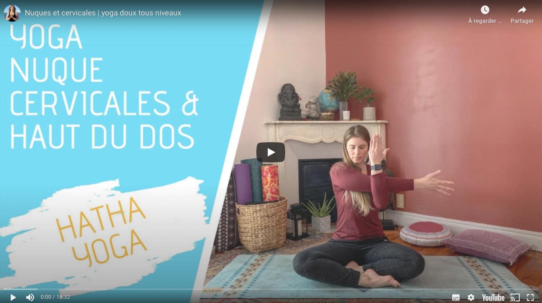 Yoga en ligne, ma sélection, mes préférés - Delphine Marie Yoga