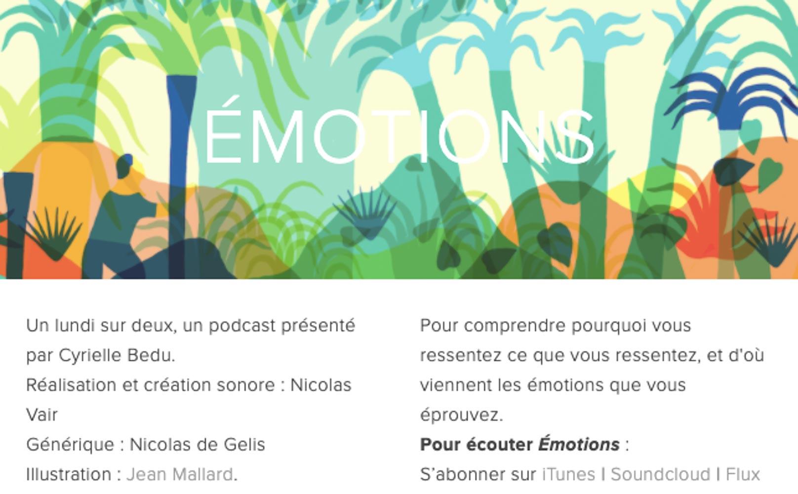 Emotions par Louie Media