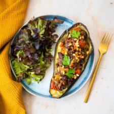 10 recettes avec des aubergines