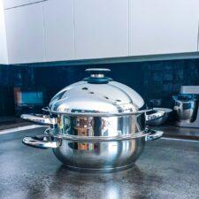 Un Vapeurdôme pour cuire à la vapeur mais pas seulement