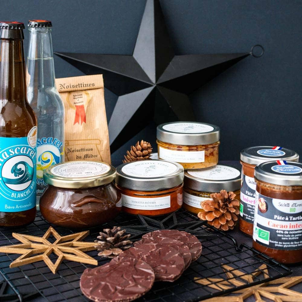 La box brunch des artisans gourmands de Nouvelle-Aquitaine