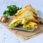 Samoussas à la pomme de terre, recette mauricienne - la cerise sur le maillot